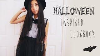 Halloween Inspired Lookbook