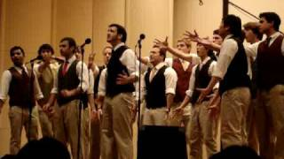 JHU AllNighters - ICCA