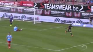 KV Kortrijk 2 - 3 Standard Liege [2.08.2014 Highlights]