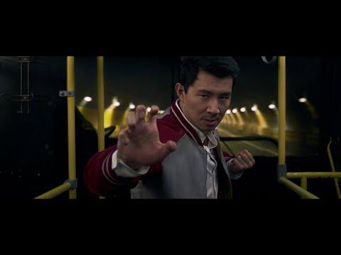 Shang-Chi et la Légende des Dix Anneaux - Première bande-annonce (VF)