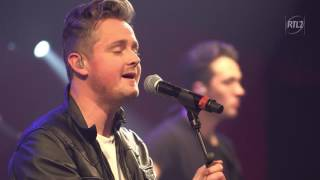 Somewhere only we know en live dans Le Drive RTL2 par Tom Chaplin (Keane)