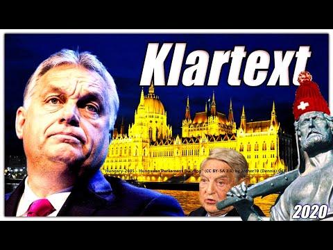 Viktor Orbán spricht Klartext | George Soros Netzwerk