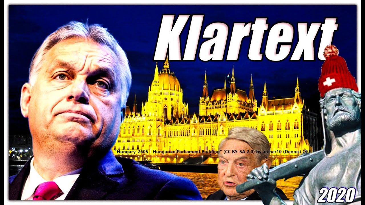 Viktor Orbán spricht Klartext   George Soros Netzwerk
