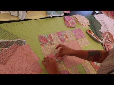 Victorian Modern Quilt Along- Video #3 & Giveaways