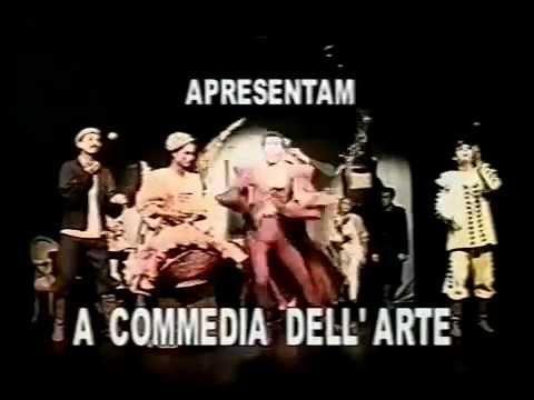 """ROGÉRIO STOCKSCHNEIDER - """"A COMMEDIA DELL'ARTE"""" - 2003 - PARTE 1"""