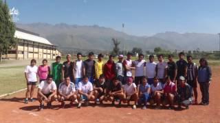 Universidad Adventista de Bolivia - Prueba de Aptitud Física.