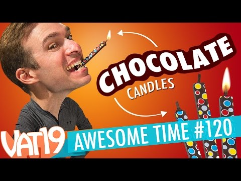 Leg Shaving, Edible Candles, and Scotty Pippen | A.T. #120
