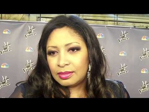 THE VOICE: Kim Yarbrough Talks About Her Elimination.