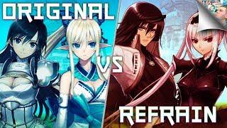 Shining Resonance Refrain: Differences Between Original Mode & Refrain Mode