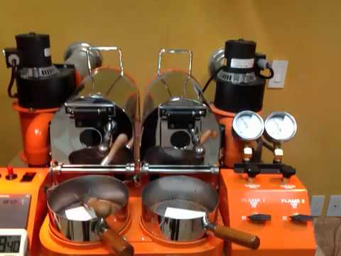 Boot Coffee Lab roasters