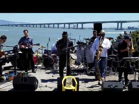 Tam Tambor Sugayan with  Stratify  @ Treasure Island, San Francisco 2017