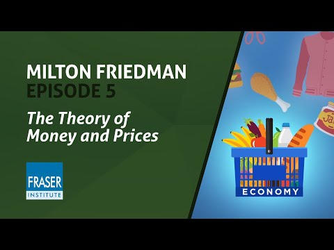 Essential Milton Friedman: The Theory Of Money And Prices
