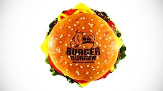バーガーバーガー【PS:Burger Burger】