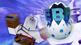 THE RAREST OF EGGS! - FINDING THE EBR EGG IN ROBLOX (Roblox Egg Hunt 2017)