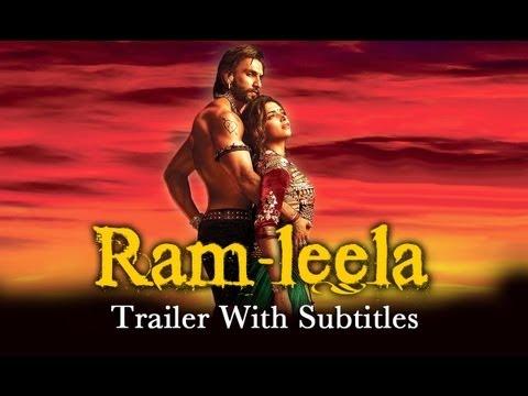 Goliyon Ki Raasleela Ram-leela - Theatrical Trailer with English Subtitles Travel Video