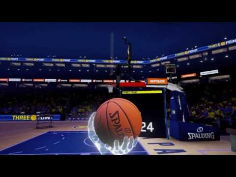 NBA 2KVR Experience   Trailer VR, HTC Vive, PlayStation VR