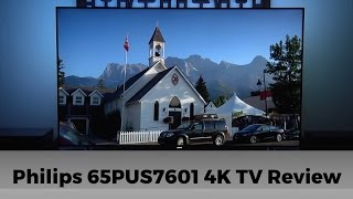 philips 65pus7601 uhd 4k tv review