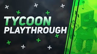 Tycoon Di Jam Roblox Tycoon Playthrough #1