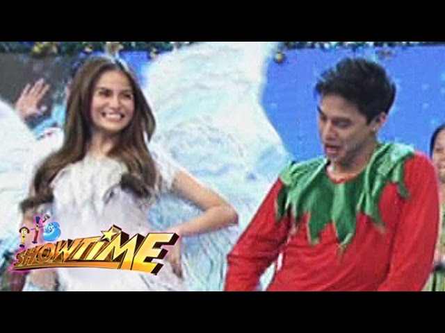 "It's Showtime: McLisse's ""Ang Kulit"" performance"