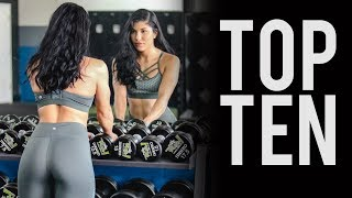 TOP 10 Lower Body Exercises for Women
