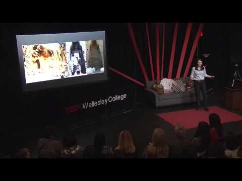 3D scanning and preserving cultural heritage: Makenna Murray at TEDxWellesleyCollege