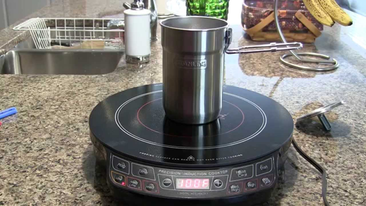 Nuwave Induction Cooktop Review