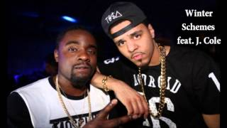 J. Cole - Winter Schemes feat. Wale
