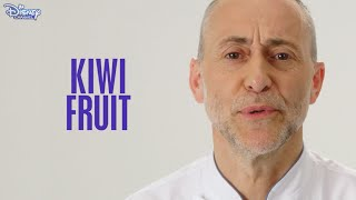 First Class Chefs - Food Hack: Kiwi - Official Disney Channel UK HD
