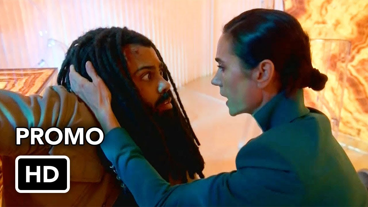 """Download Snowpiercer 1x04 Promo """"Without Their Maker"""" (HD) Jennifer Connelly, Daveed Diggs series"""