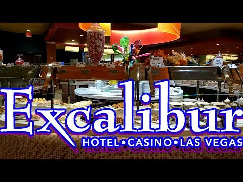 Excalibur: Best Value Buffet on the Vegas Strip