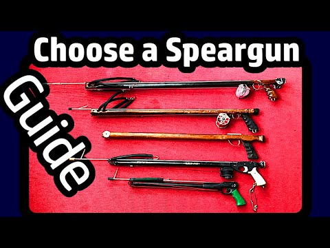 Tutorial - Starting Spearfishing - Buy Your First Speargun Guide