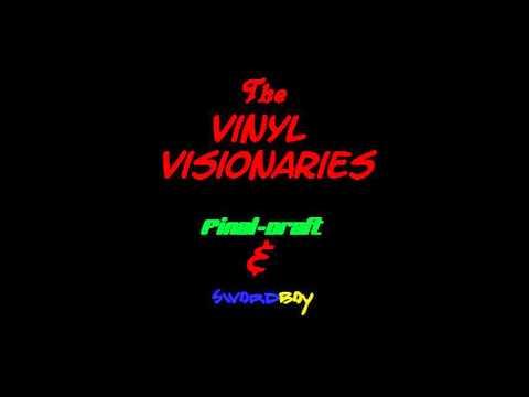 Vinyl Visionaries EP Instrumental Album