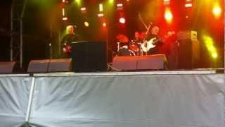 Wilko Johnson - Barbed Wire Blues (Solfest 2011)