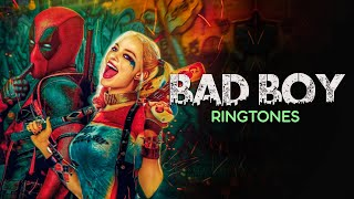 Top 5 Best Bad Boys Ringtones 2020 | Best Bad Boys Tones | Download Now