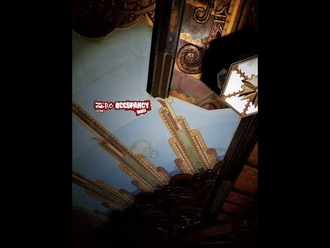 3 AM CHALLENGE EXPLORE ABANDONED CREEPY WARNER THEATER