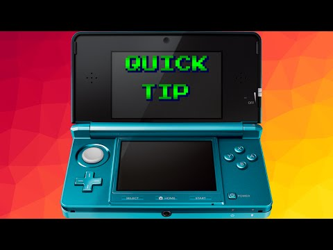 How To Fix A Nintendo 3DS That Has Stopped Reading Games