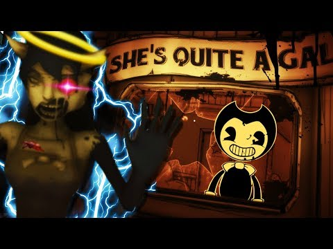 THE ULTIMATE BENDY SECRET IS THAT ALICE ANGEL IS... 😱 - Bendy and the Ink Machine Chapter 3 Ending
