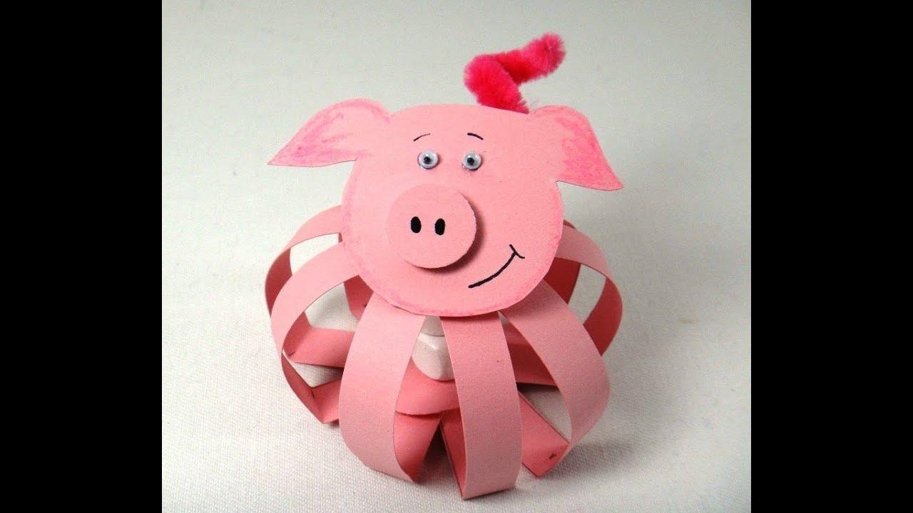 Символ 2019 года - Свинья своими руками | мастер-классы, поделки, фото картинки