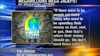 Mega Million Lottery Hits Estimated 355 million-dollar Jackpot!