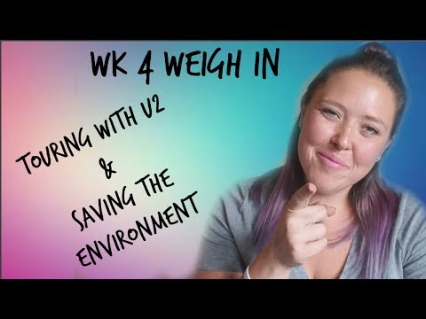 Weight Loss Journey Wk4 Weigh In & Announcement