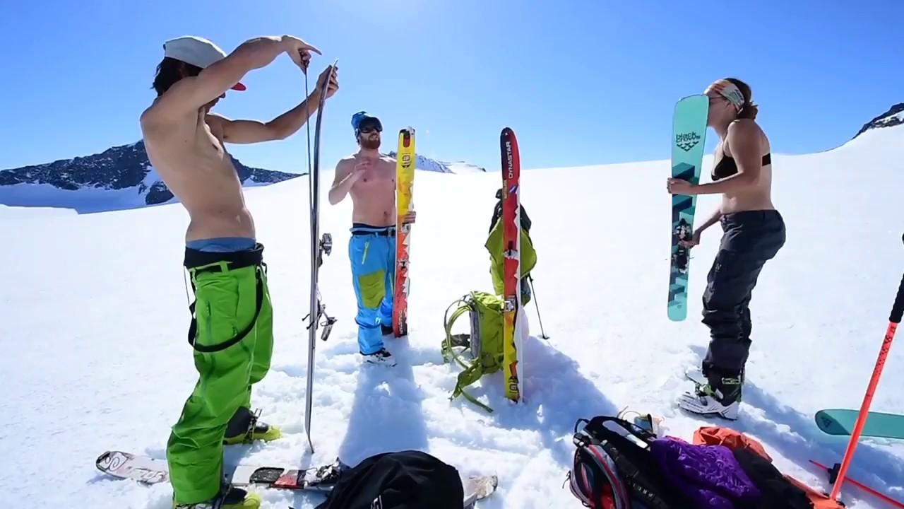 Toppturer på Sognefjellet - Vinter