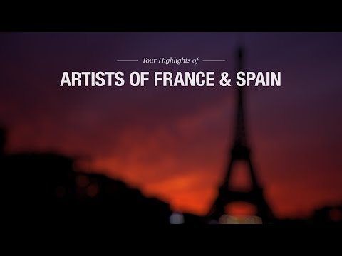Artists of France and Spain | EF Educational Tours