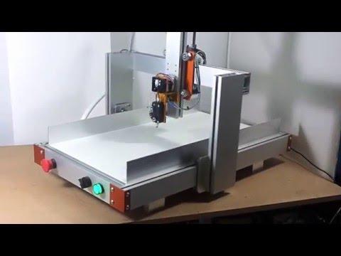 cnc airbrush machine