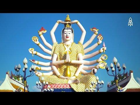 خذ جولة بتايلاند..أرض الـ40 ألف معبد بوذي  - نشر قبل 8 ساعة