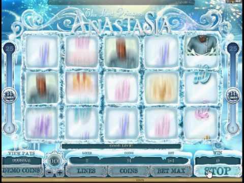 Принцесса анастасия паром казино