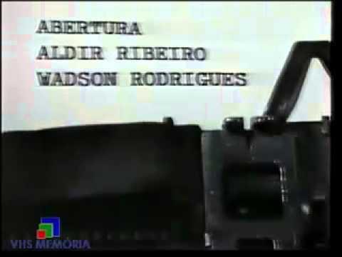 Abertura Documento Especial - Rede Manchete (1989)
