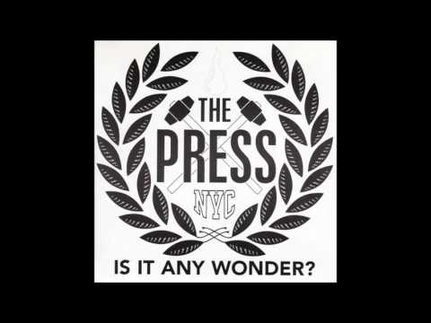 The Press - Is it any wonder? (EP 1994)