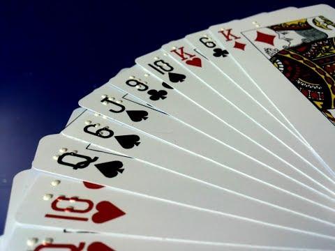Как делают игральные карты