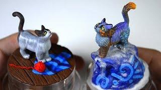 Коты-Воители (секреты создания кастомных игрушек)