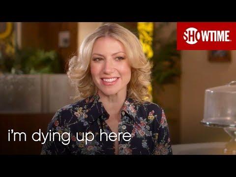 Ari Graynor on Cassie Feder  I'm Dying Up Here  Season 2
